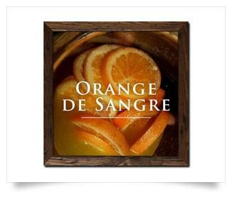Orange de Sangre