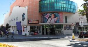 Le cinéma de Fgura à Malte, mon point de rendez-vous avec le dealer.