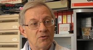 Bertrand Dautzenberg, pneumologue à l'hôpital de la Pitié Salpêtrière