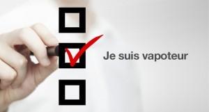 Des étudiants de l'Institut de Gestion de La Rochelle réalisent une enquête sur la cigarette électronique