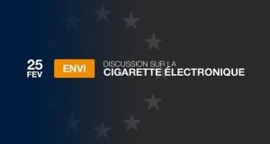 La réunion de la commission ENVI du 25 février 2013 a traité le sujet de la cigarette électronique