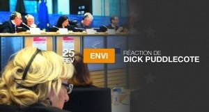 Pour Dick Puddlecote, il n'a jamais été question de santé publique dans la réunion de la commission ENVI.