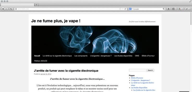 http://forumecigarette.wordpress.com/