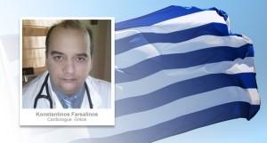 Konstantinos Farsalinos, le cardiologue grec qui fait avancer la science sur le sujet de la cigarette électronique.