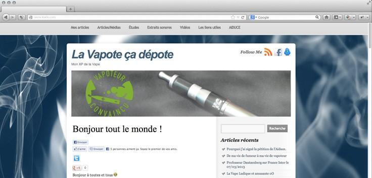 http://vape.ludovic-gruszecki.fr/