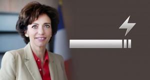 Marisol Touraine, ministre de la Santé, demande une enquête pour savoir quoi penser de la cigarette électronique.