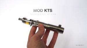 Le MOD KTS Telescopic Storm, un MOD Full Meca signé Kamry.