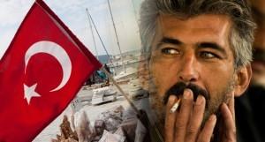 En Turquie, presque la moitié des hommes sont fumeurs.