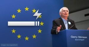Gerry Stimson, sociologue britannique, émet ses propositions pour réguler le statut de la cigarette électronique.