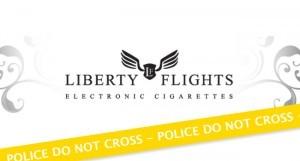 Liberty Flights, une grande marque de cigarette électronique au Royaume-Uni, s'est fait dérober la semaine dernière toute sa marchandise.