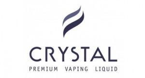 Les e-liquides Crystal sont fabriqués au Royaume-Uni et distribués principalement en France.