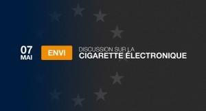La commission européenne pour l'Environnement, la santé publique et la sécurité alimentaire a discuté le 7 mai dernier du cas de la cigarette électronique.