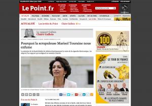 Pourquoi la scrupuleuse Marisol Touraine nous enfume sur lepoint.fr