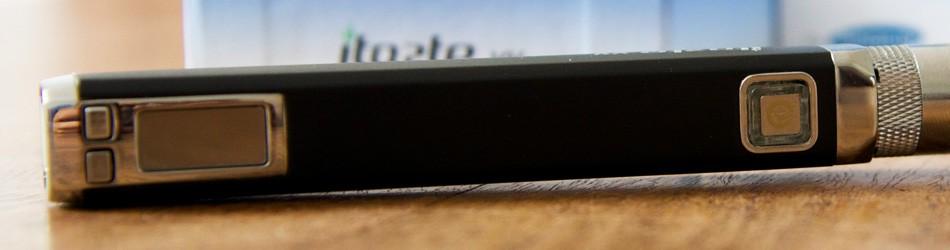 Batterie itaste VV (v3) de la marque chinoise Innokin