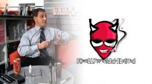 Jason Cropper, fondateur de Totally Wicked, ici interviewé en novembre 2011 sur la web tv VTTalk.
