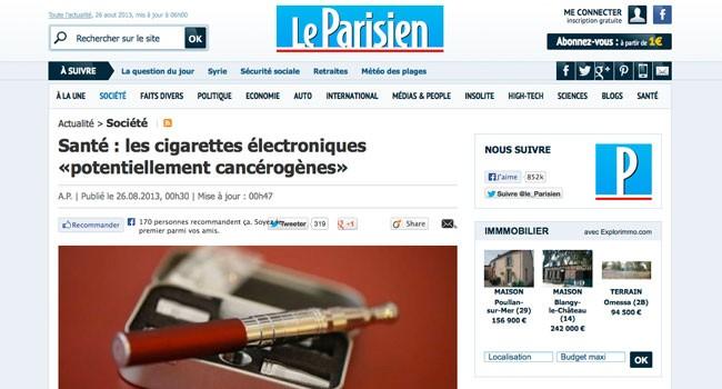 60 millions de consommateur cigarette electronique pdf