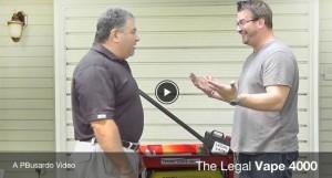 The legal Vape 4000 : le nouveau produit qu'il faut absolument vous procurer si vous vapotez aux États-Unis.