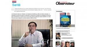 """""""Les industriels du tabac m'ont vu comme une concurrence à contrer"""" - Interview de Hon Lik sur http://sciencesetavenir.nouvelobs.com"""