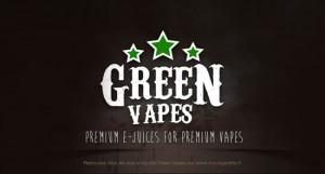 Green Vapes : une nouvelle gamme de e-liquide Made in France qui devrait faire beaucoup parler d'elle.