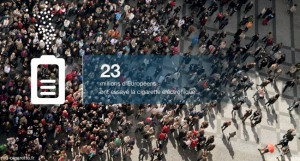 23 millions d'Européens ont essayé en 2012 la cigarette électronique selon l'Eurobaromètre.