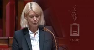 Dominique Orliac (Parti radical de gauche) tient des propos très particuliers sur la cigarette électronique.