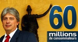 Hervé Féron remet le couvert sur l'enquête de 60 millions de consommateurs