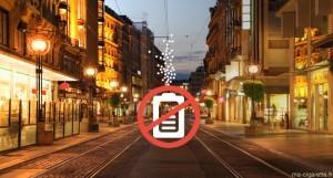 Vapoter dans les transports en commun est désormais interdit en suisse