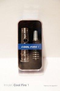 Le Pack Innokin Cool Fire 1 dans son coffret en plastique