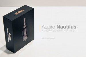 Le clearomiseur Nautilus de la marque Aspire