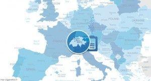 Pour les fumeurs suisses la cigarette électronique n'est pas aussi accessible qu'en France.