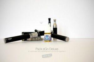 Testez différents e-liquides dans les clearomiseurs Stardust, puis appréciez en toute sa saveur dans l'un des clearomiseurs Aspire compris dans le pack.