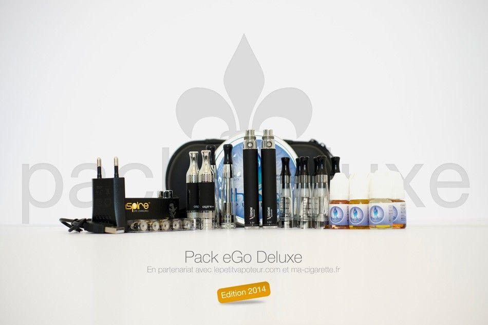 Le Pack Ego Deluxe Edition remis au goût du jour dans cette version 2014.