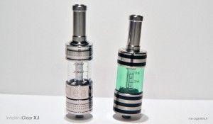Du même fabricant : iClear X.I à gauche et iClear 30s à droite