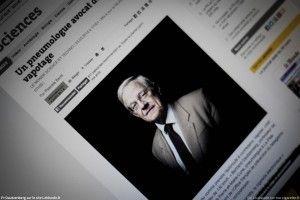 """""""Un pneumologue avocat du vapotage"""" sur LeMonde.fr"""