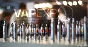 Retour sur le premier jour de Vapexpo, le salon international de la vape.