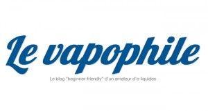 Le Vapophile, un blog principalement tournés vers les revues de e-liquides. (http://vapophile.blogspot.fr)