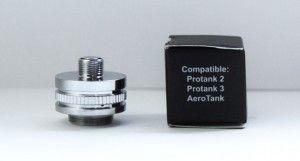 La bague est aussi compatible Protank 2 et 3 ainsi que Aerotank.