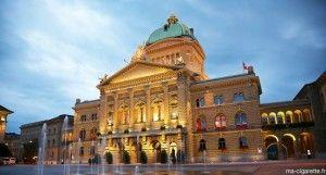La vape est désormais autorisée pendant les séances et commissions, ainsi que dans tous les locaux du Grand Conseil genevois.