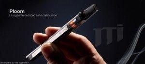 Ploom est un appareil qui marche au butane et qui chauffe du tabac sans le brûler.