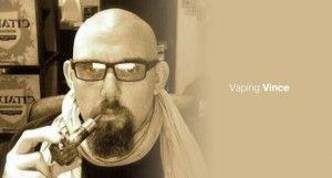 Vaping Vince est décédé dimanche 13 avril 214.