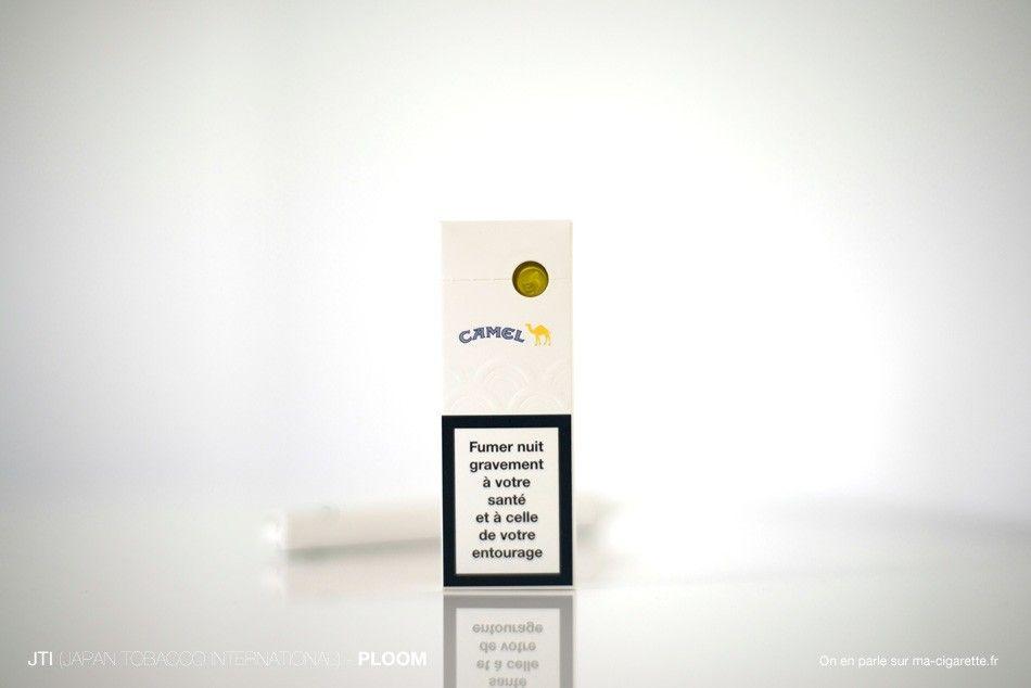Camel étant une marque de la JTI, les capsules (Vapods) utilisent entre autres le nom de cette grande marque de tabac.