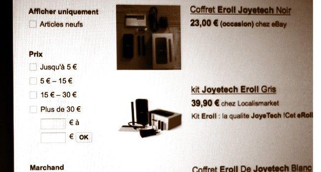 comparateur de prix pour cigarette lectronique vaping post. Black Bedroom Furniture Sets. Home Design Ideas