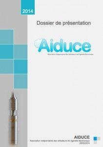 Dossier de présentation 2014 de l'association AIDUCE.
