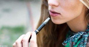 L'e-cigarette n'apparaît plus comme un facteur d'augmentation du tabagisme selon une récente enquête.