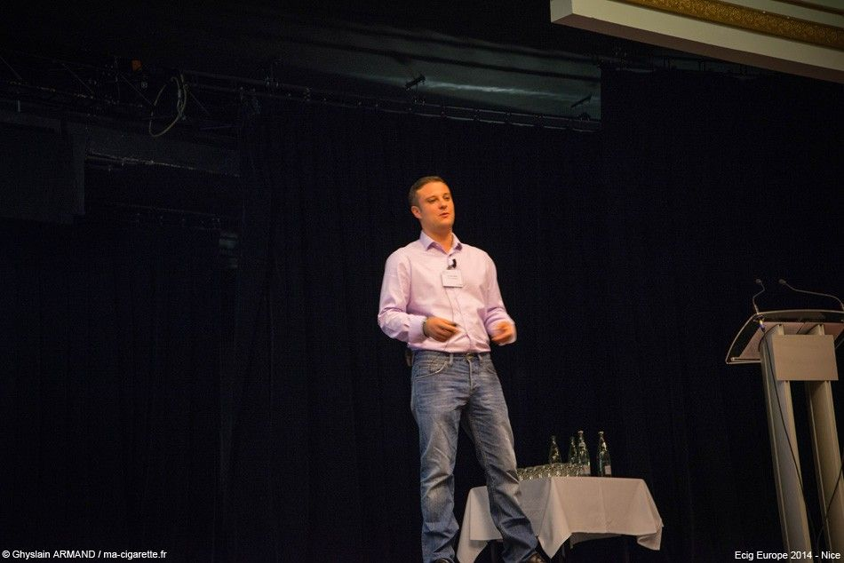 Peter Beckett, consultant pour l'ECITA et spécialiste des questions européennes.