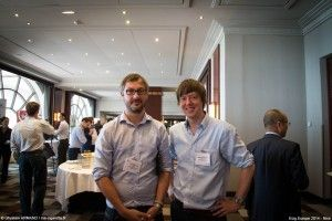 Neil McLaren et Oliver Kershaw du forum e-cigarette-forum.com