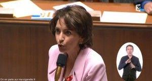 La ministre est intervenue hier à l'Assemblée nationale pour parler e-cigarette