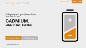Le Cadmium : comme dans les batteries