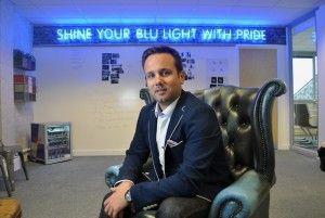 Jacob Fuller est devenu le patron de Blu ecigs UK après avoir récemment vendu sa société Skycig au cigarettier Lorillard.