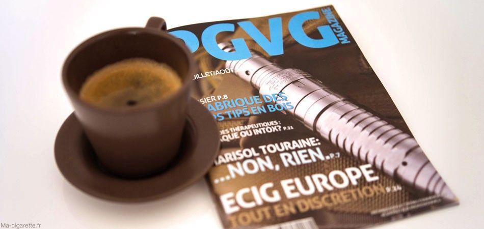 Second numéro du magazine PGVG.